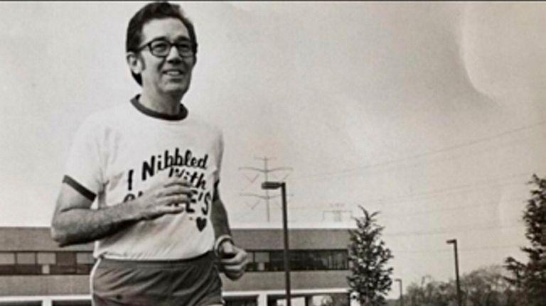 Ralph Boettger was an avid runner long before