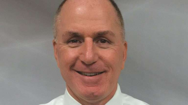Richard Conger of Smithtown has been promoted to