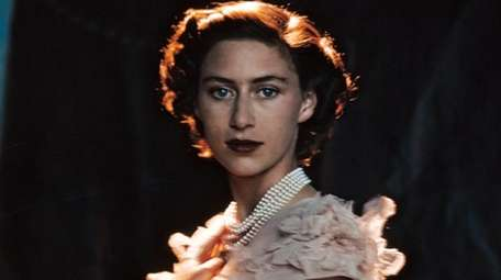 Princess Margaret in 1949. The queen's younger sister,