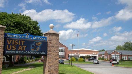 The Jericho school district on Thursday.