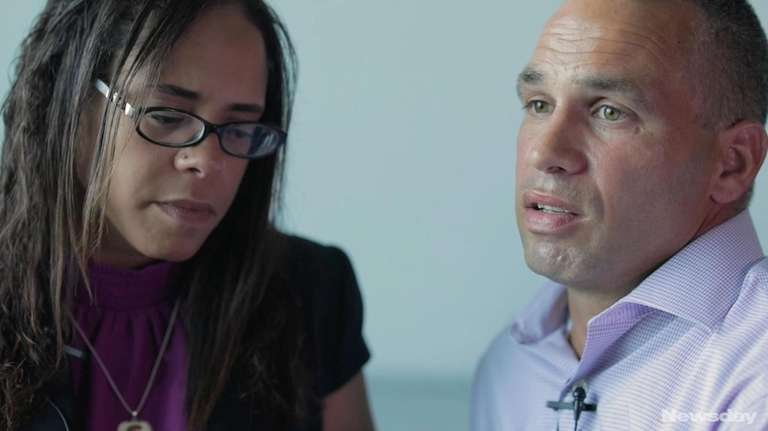 Angelo and Sayyida Mileto talk about the loss