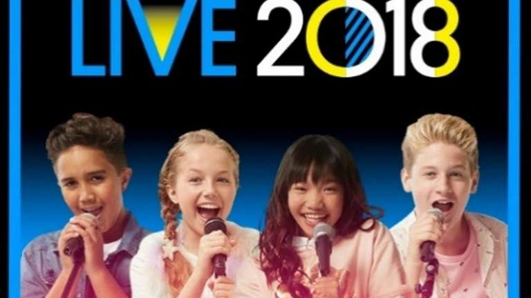 The Kidz Bop Kids: Live 2018 Tour stops