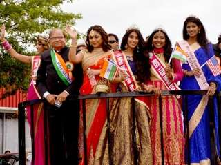 The 2017 India Day parade in Bellerose-Floral Park.