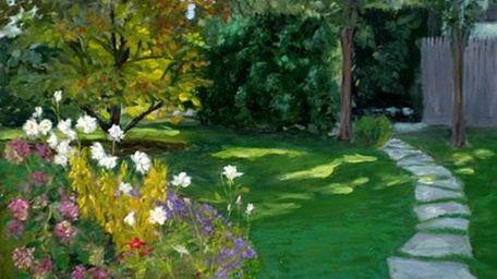 La Jardin Patrice by Carolyn Francis