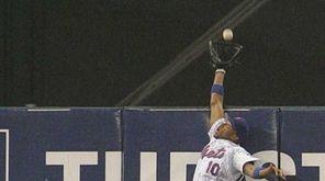 SHEA STADIUM, NY - THURSDAY, OCTOBER 19, 2006: