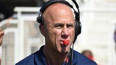 Stony Brook coach Chuck Priore said