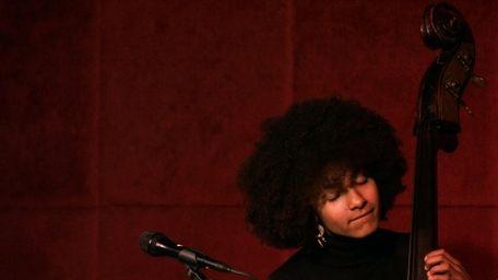 Jazz musician Esperanza Spalding is performing Friday, June