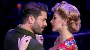 Omar Lopez-Cepero and Arianna Rosario play Juan and