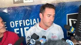 Matt Harvey, now a member of the Cincinnati