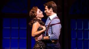 """Samantha Barks and Andy Karl star in """"Pretty"""