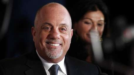 Musician Billy Joel has a sister and half-brother.