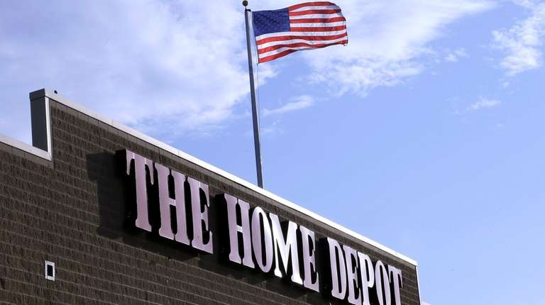 The Home Depot is among those public companies