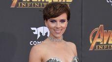 """Scarlett Johansson dropped out of """"Rub & Tug"""""""