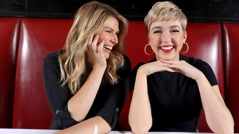 """Freaky Friday"" stars Heidi Blickenstaff, left, and Cozi"
