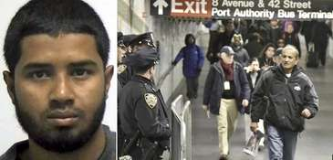 Akayed Ullah of Brooklyn was arrested in the