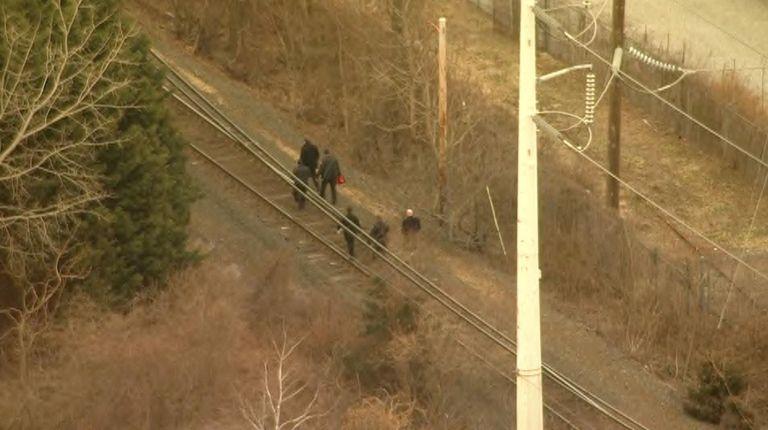 The Long Island Rail Road said service on