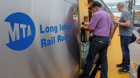The cost of one-way LIRR tickets would rise