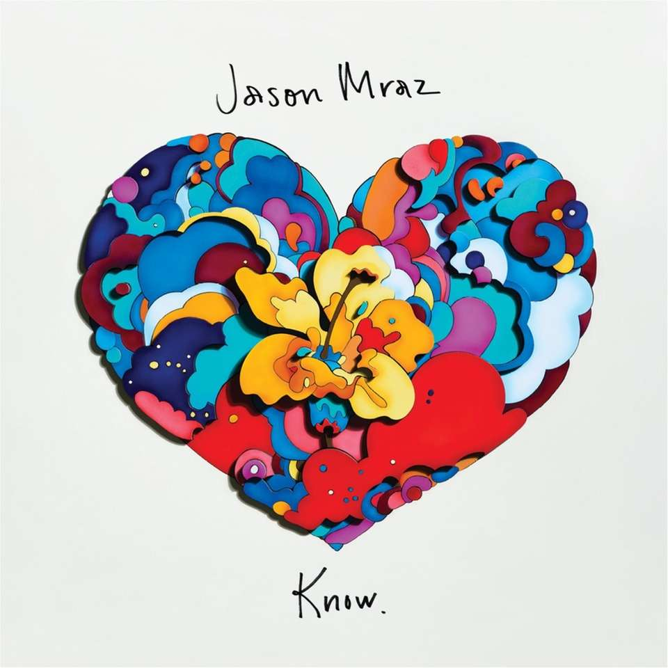 Jason Mraz usually likes to take risks, but