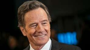 Bryan Cranston will reprise his London stage role