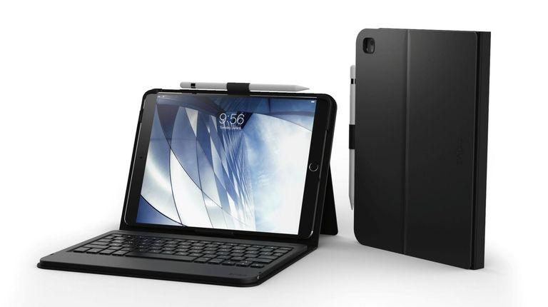 The ZAGG Messenger Folio provides Apple 10.5-inch iPad