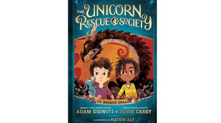 LI kids review 'The Unicorn Rescue Society'