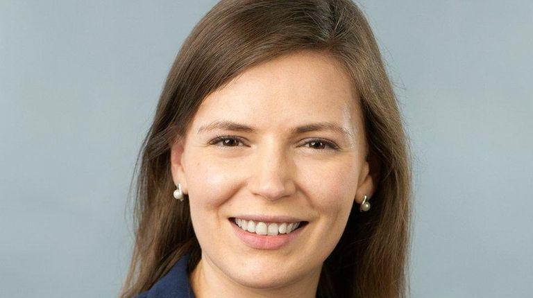 Dr. Marta McKeague of Staten Island has been