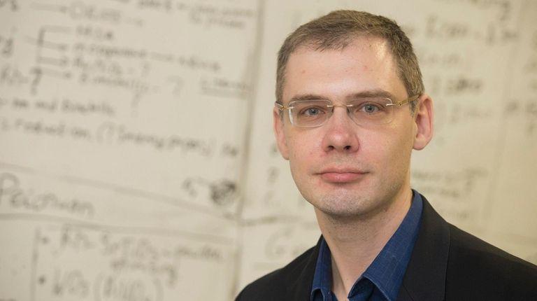 Alexander Orlov, a Stony Brook University professor who