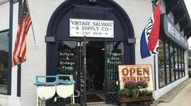 Vintage Salvage & Supply Company 260 Merrick Road,