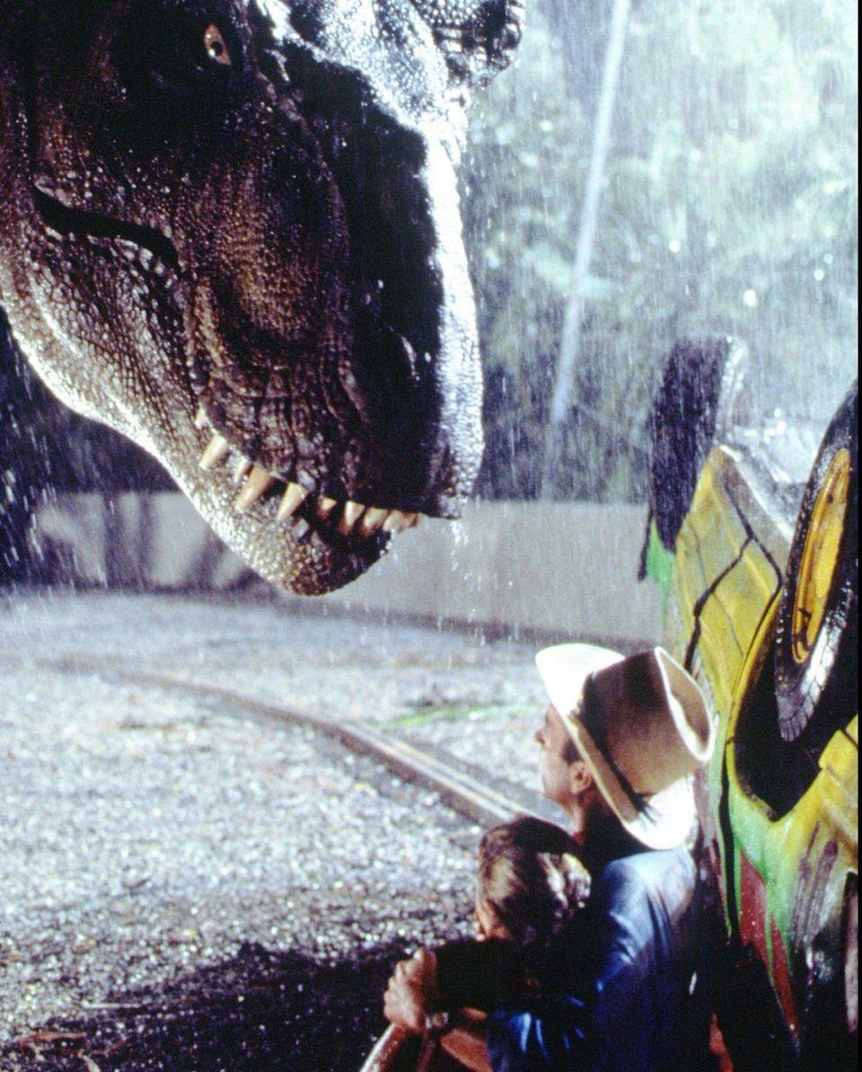Steven Spielberg's sci-fi horror
