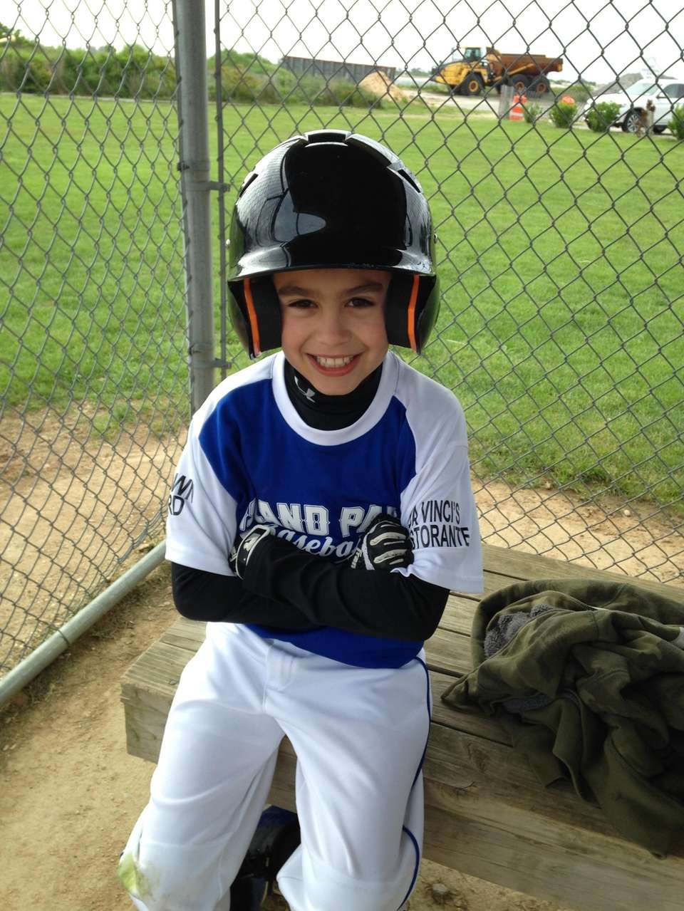 Ryan Catapano 9 years old continuing Summer League