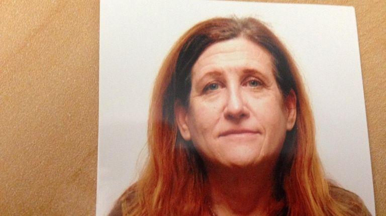 Robin Ames, of Coram, had this passport photo
