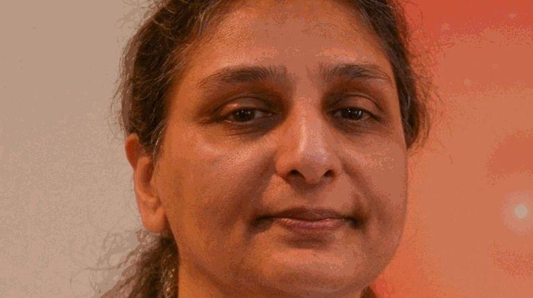 Sister Anjani Seepersaud, coordinator of Global Harmony House,