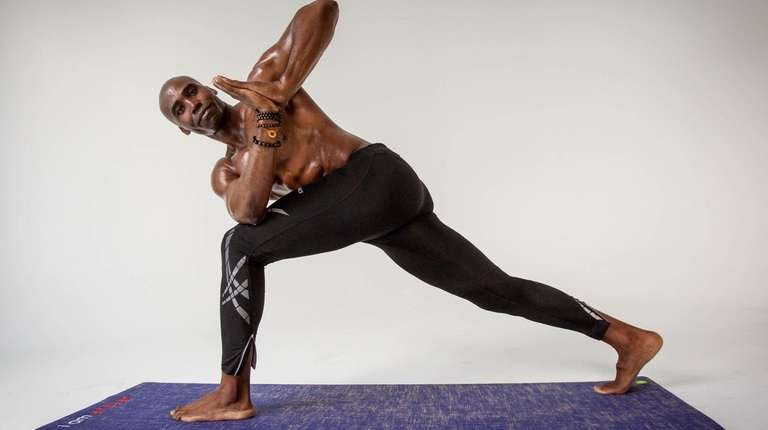 Keith Mitchell, a former NFL linebacker, is the