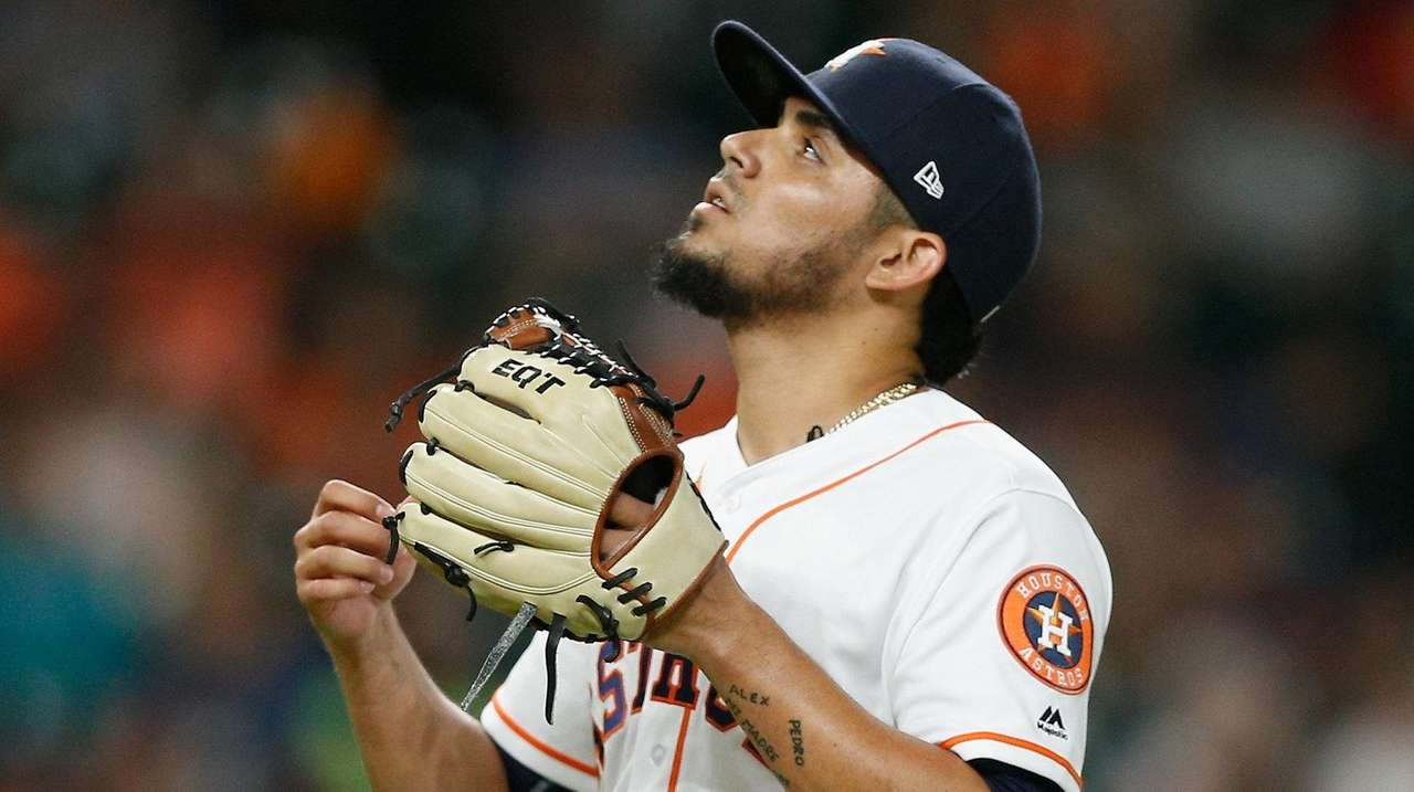 Astros Trade For Osuna Puts Mlb Domestic Violence Policy In Spotlight Newsday