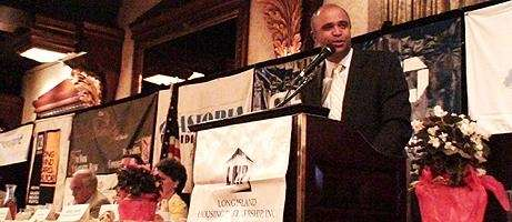 The region's new federal housing director, Adolfo Carrion