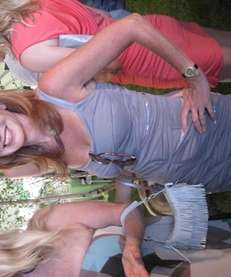 SATURDAY, June 19, 2010. Sagaponack, NY: Fashion Designer