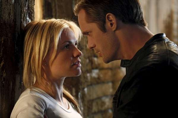 Anna Paquin and Alexander Skarsgard star in
