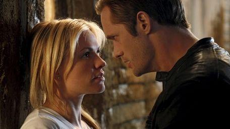 Anna Paquin and Alexander Skarsgard star in