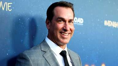 "Rob Riggle stars in the new series ""Ski"