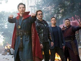 """""""Avengers: Infinity War"""" features Doctor Strange/Stephen Strange (Benedict"""