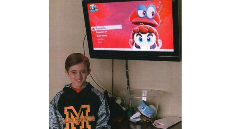 Kidsday reporter Robert Scarola recommends Super Mario Odyssey