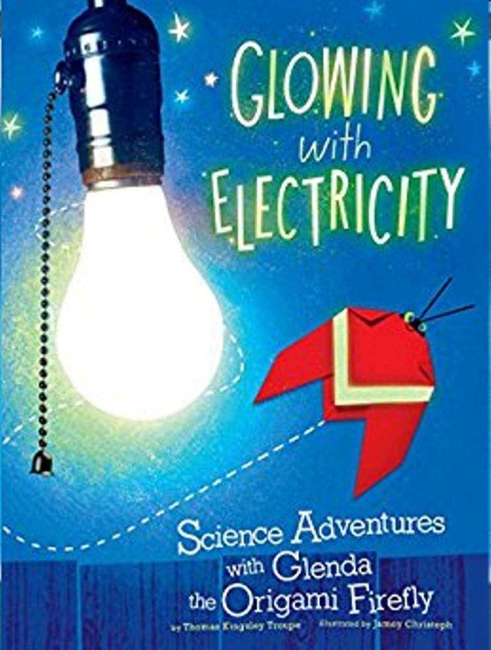Glowing with Electricity