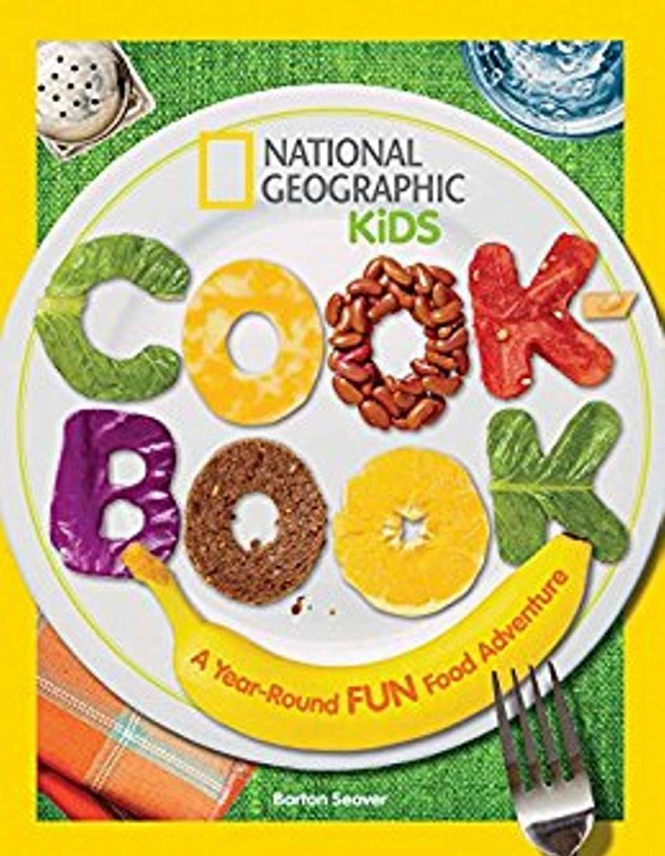 National Geographic Kids Cook-Book
