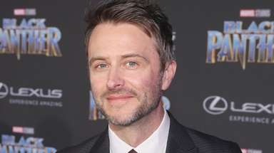 Chris Hardwick attends the world premiere of