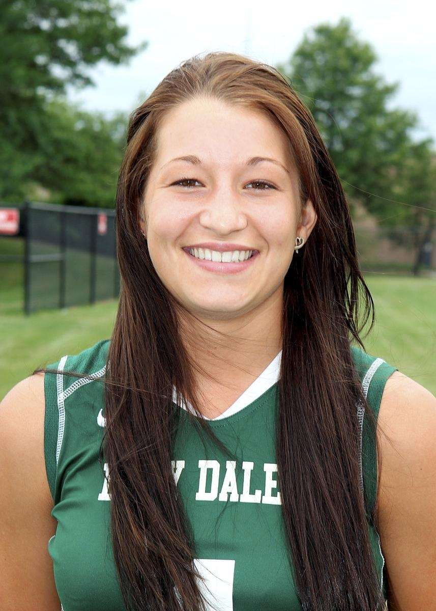 MELANIE RASO Farmingdale Midfield, Senior One of Farmingdale's