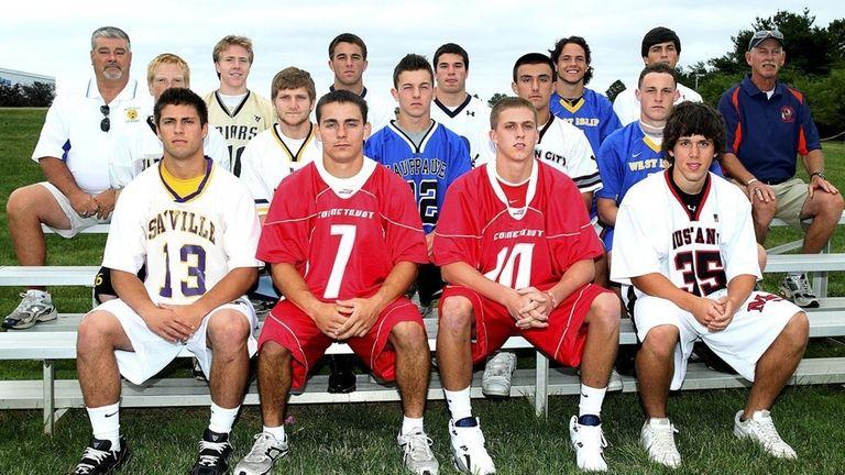 Above: The 2010 All-Long Island high school boys