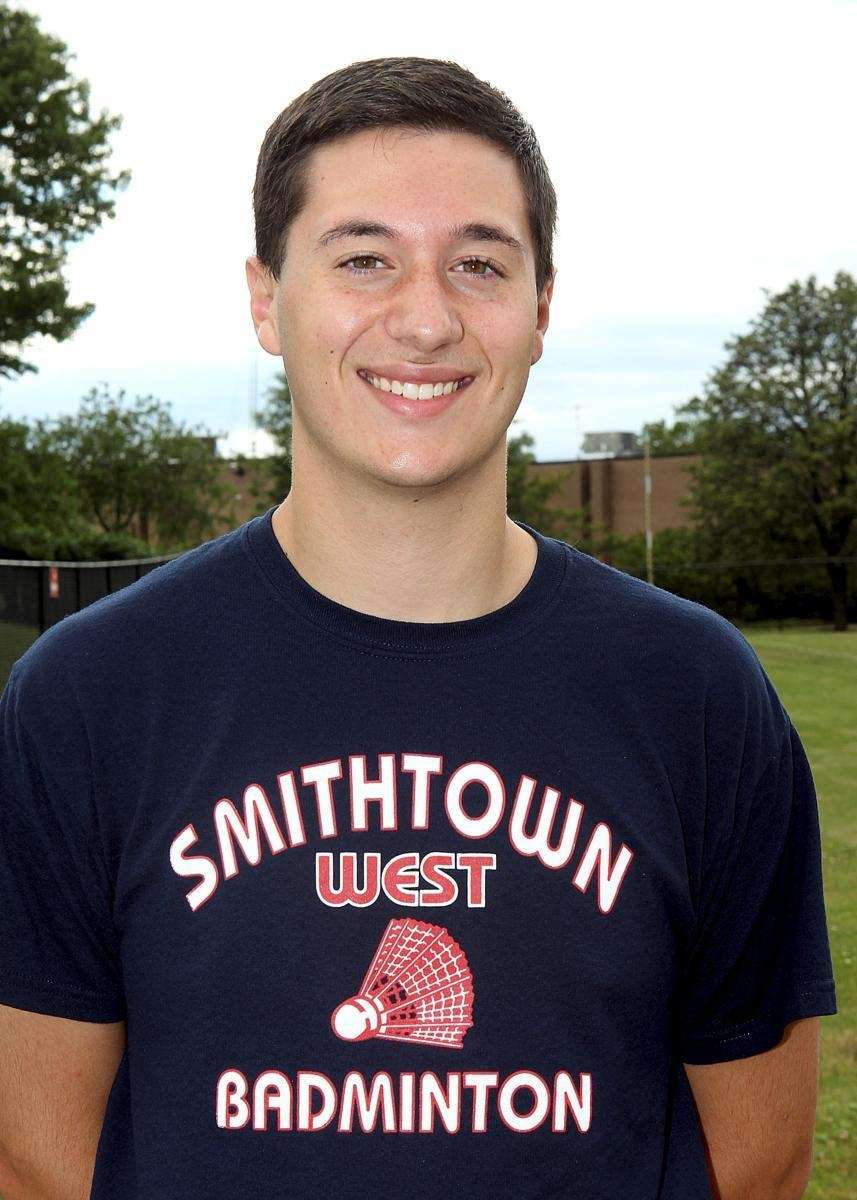 GREG MAYER Smithtown West Doubles, Senior With Derrick