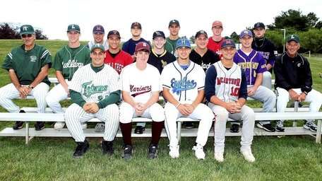 Above: The 2010 All-Long_Island high school baseball team.
