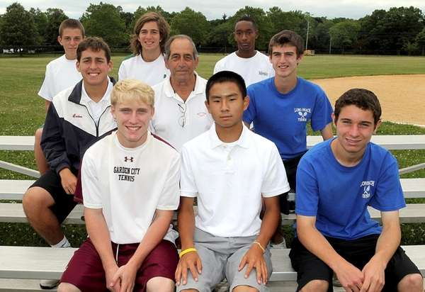 Above: The 2010 All-Long Island high school boys