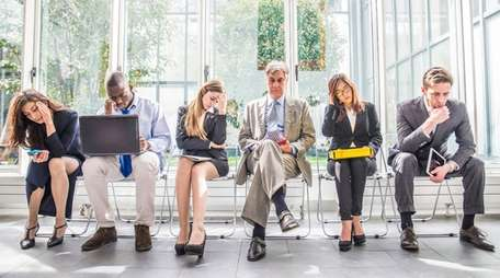 Despite a strong job market, an EEOC report